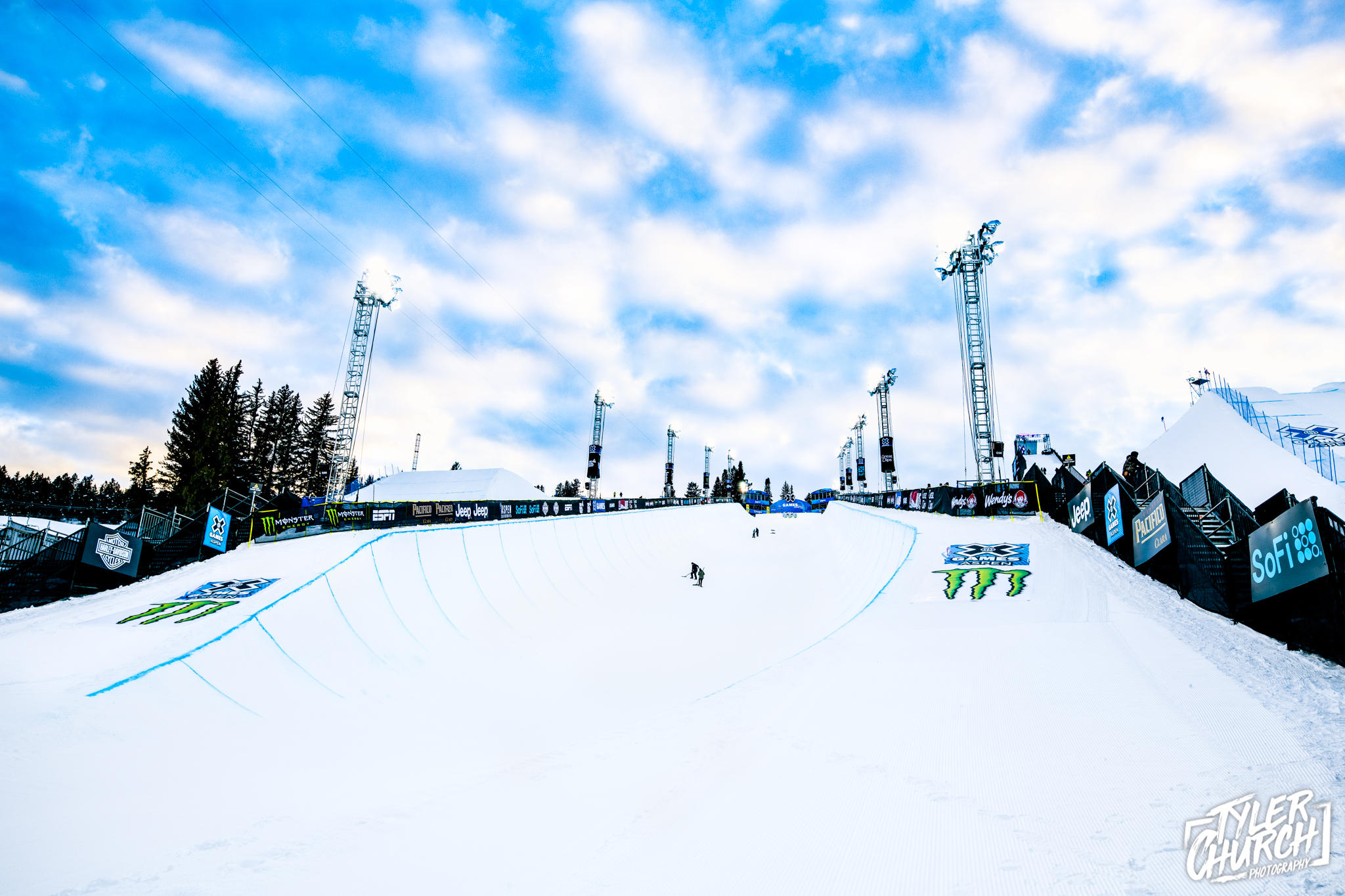 X Games Aspen Superpipe